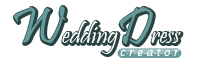Wedding Dress Creator Logo